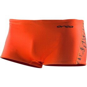ORCA Core Square Leg Shorts Herren high vis orange